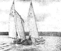 Открытие навигации — первый выход «в море»
