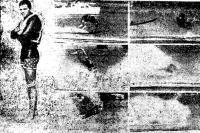 Падете Чака Стирнса после финиша первого заезда