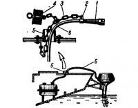 Палубная втулка для бензошланга