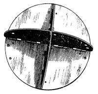 Пассивный радиолокационный отражатель
