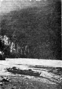Перед стартом плавания по Кантегиру