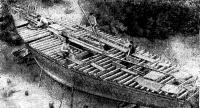 Перестройка яхты «Бегущая», с которой начинался наш клуб