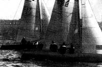 Первая гонка сезона: экипаж А. Чучелова на Балтрегате