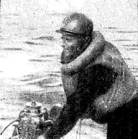 Победитель первенства ДСО 1973 г. в классе ОВ В. Матулевичус