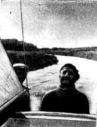 Под парусом через полуостров Канин