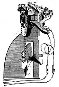 Подвесной мотор Густава Труве (1881 г.)