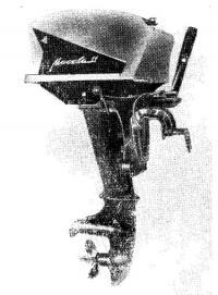 Подвесной мотор «Москва-11»