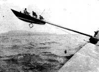 Полет на поплавке «Кроссбау»