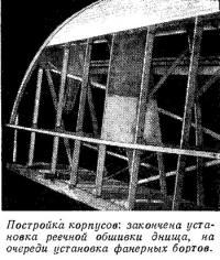 Постройка корпусов