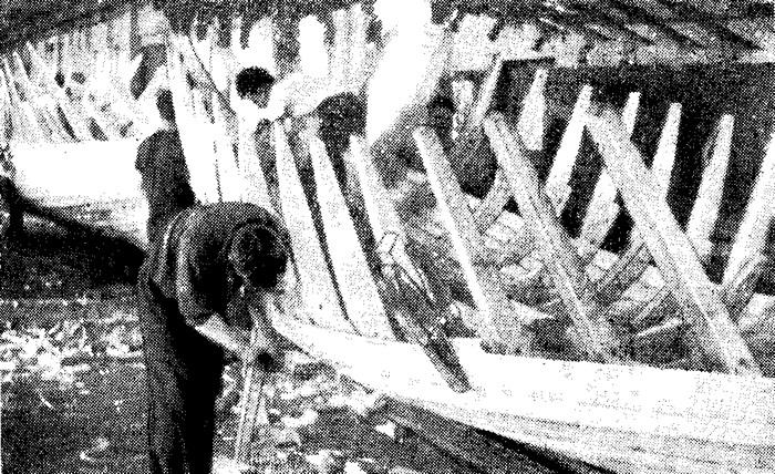 соломбальская судоверфь лодка дора