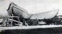 Постройка первого крейсера