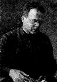 Профессор В. И. Левков (снимок 30-х годов)