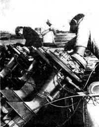Профилактический осмотр моторов