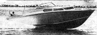 Прогулочный катер «Меритайм-37»