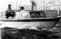 Прототип «Грации» — яхта «Купидо»