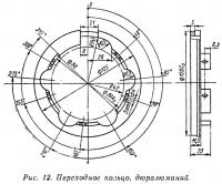 Рис. 12. Переходное кольцо