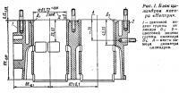 Рис. 1. Блок цилиндров мотора «Нептун»