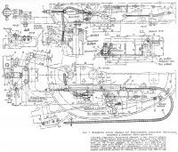 Рис. 1. Доработка мотора «Вихрь» под дистанционное управление