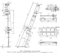 Рис. 1. Конструкция носового крыла