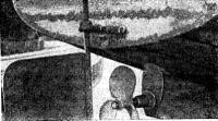 Рис. 1. Толстый дейдвуд на морском боте