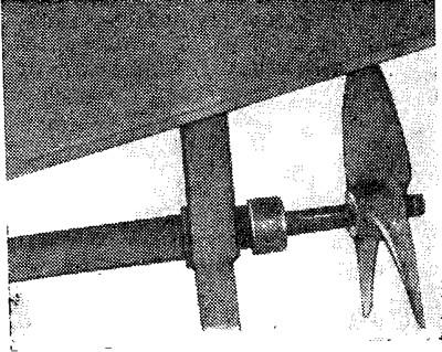 Самодельный винт вездеходного лодочного мотора Болотохода