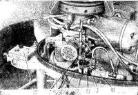 Рис. 4. Установка привода на моторе