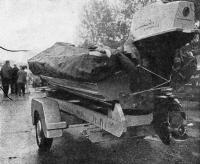 Рис. 6. Подвесной мотор «Карнити» — «Диамант»