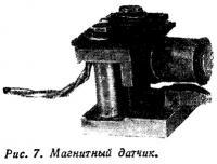 Рис. 7. Магнитный датчик