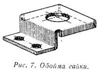 Рис. 7. Обойма гайки