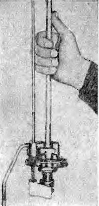Рис. 8. Узел вертикального вала в сборе