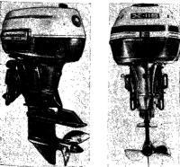 Самый мощный в мире подвесной мотор Х-115