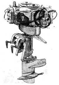 Сдвоенный мотор Бритиш Анзани