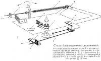 Схема дистанционного управления
