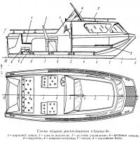 Схема общего расположения «Агата-4»