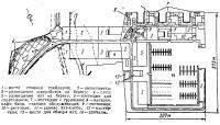 Схема парусного центра