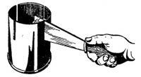 Снятие остатков шпаклевки
