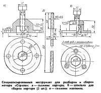 Специализированный инструмент для разборки и сборки