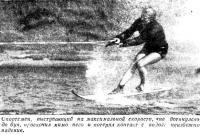 Спортсмен выступающий на максимальной скорости