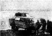 Спуск «Баргузина» на воду