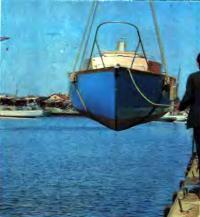 Спуск «Т2-69» на воду