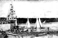 Станция портовиков «Водник»
