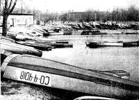 Стоянка запорожского общества рыболовов и охотников