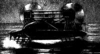 Судно на подводных крыльях «HD-4» Белла и Болдуина (1919 г.)