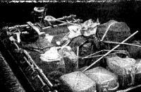 Так выглядела палуба Аиты Пеапеа в походе