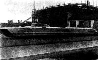 Трехмоторный катер «Л-11» водоизмещением 2,7 т