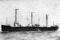 Трехроторное судно «Барбара» А. Флетнера