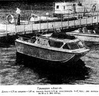 Тримаран «Агат-4»