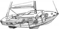 Туристическая яхта «Нерпа»