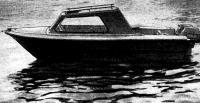 Туристский четырехместный вариант — «Дракон-2» с рубкой