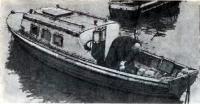 Туристское судно, переоборудованное из шестерки